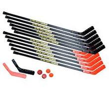"Champion Ultra Shaft Hockey Set of 12- 42"", 47"", or 52"""