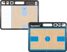 Sport Write Dry Erase Coaching Board- Basketball