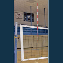 Volleyball Antenna Clamp-On Style Tandem J24