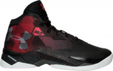 UA Curry 2.5, BLK/RED, 1274425, 190078239829