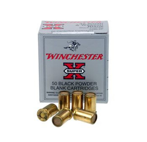Winchester .32 Caliber Black Powder Blanks 50/Box