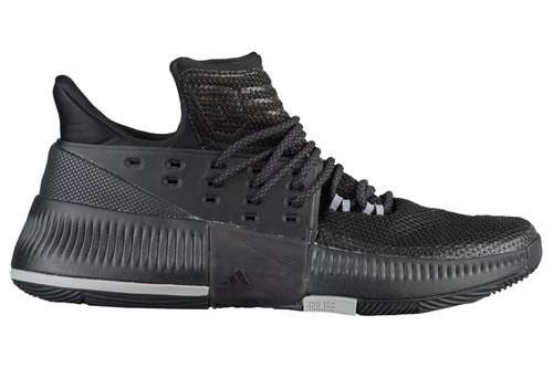 Dame 3 BY3206, Black, KM Sports, Damian Lillard, Basketball, Shoes