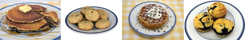 Delicious and versitile Bosquet gluten-free baking mixes