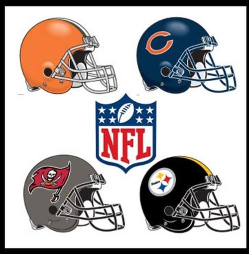 Pick Your Favorite NFL Logo!
