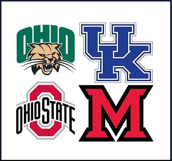 Pick Your Favorite College Logo!