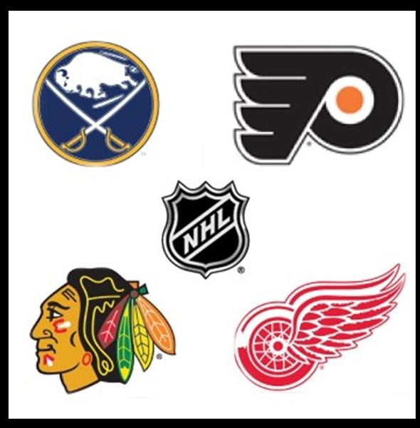 Pick Your Favorite NHL Team Logo!