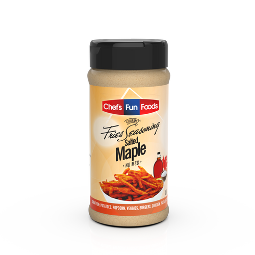 Salted Maple Gourmet Fries Seasoning