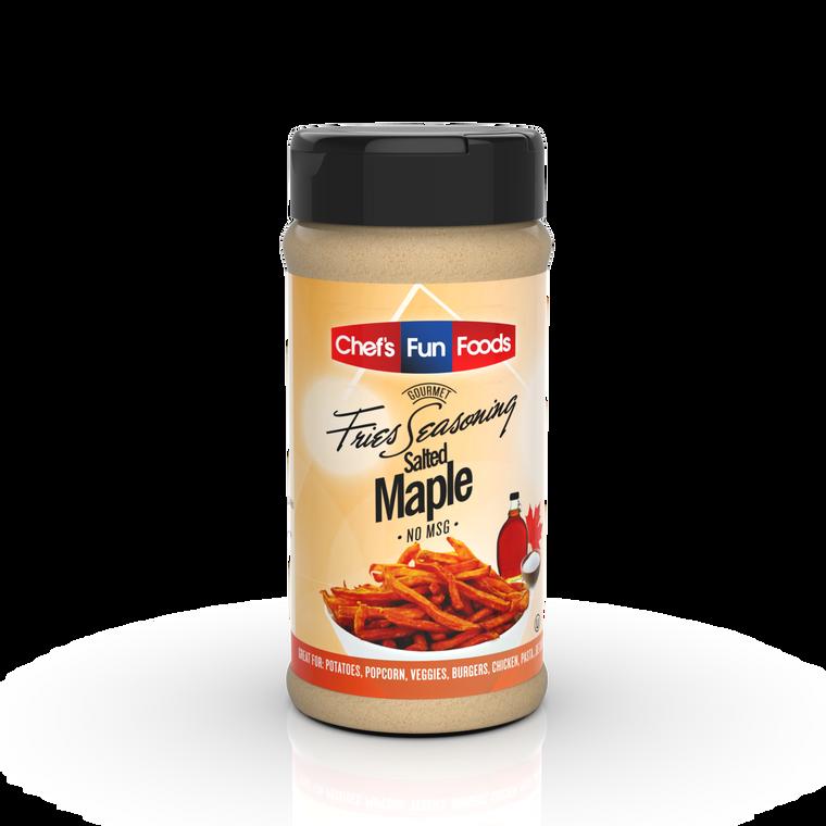Salted Maple Gourmet Fries Seasoning