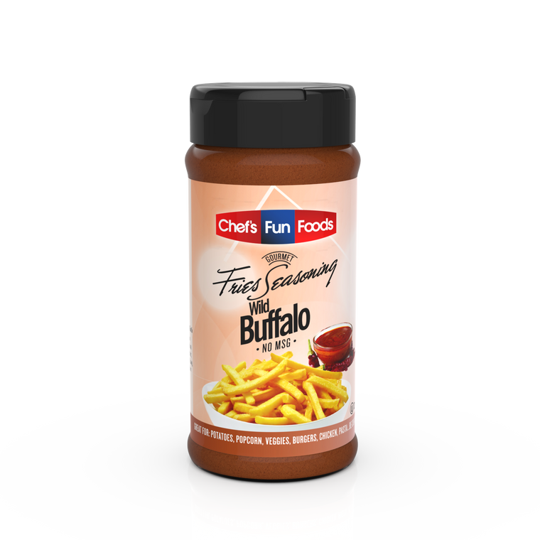 Wild Buffalo Gourmet Fries Seasoning