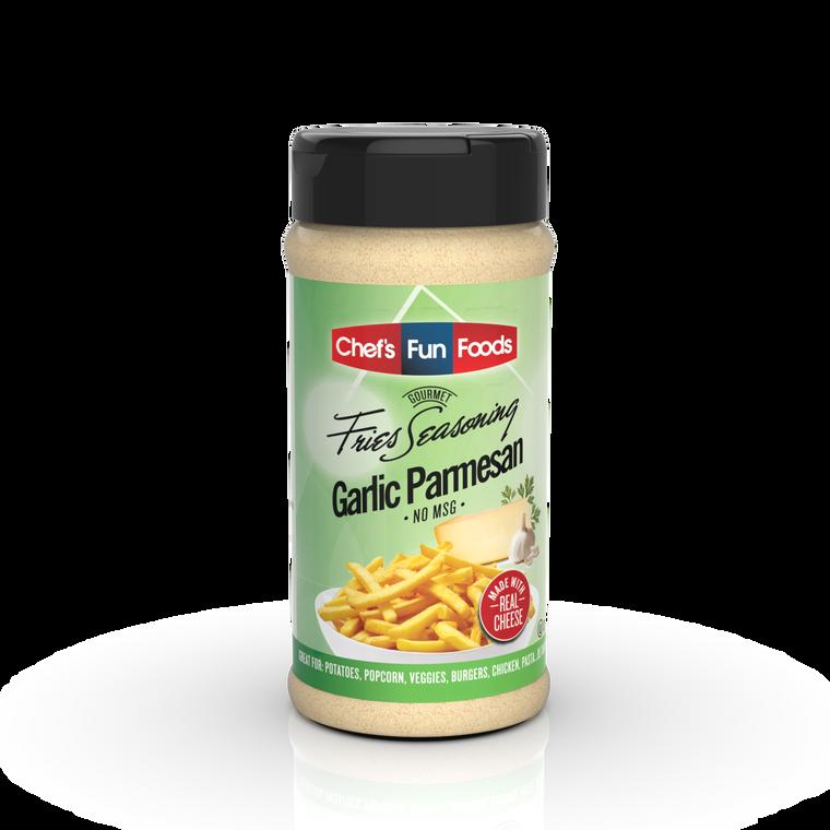 Garlic Parmesan Gourmet Fries Seasoning