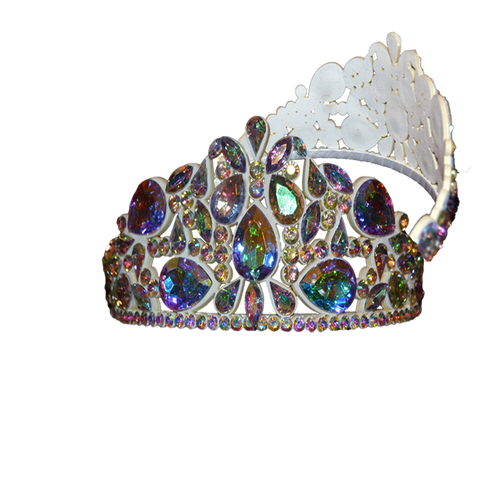 Mini Rosey Tiara