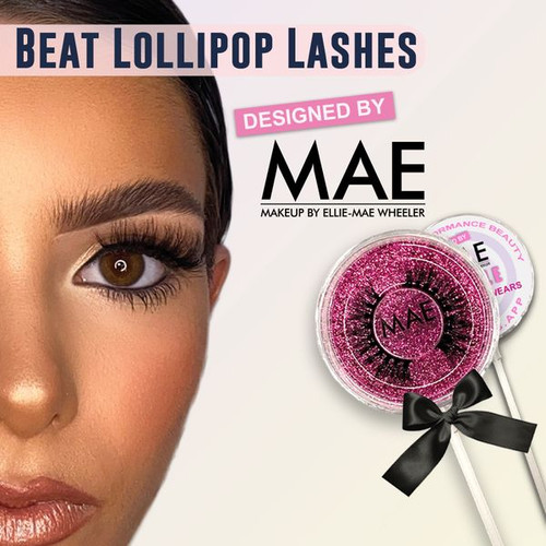 Subtle Lollipop Lashes
