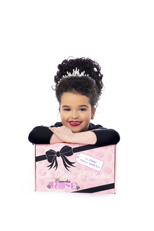 Rosebud Collection Feis Box