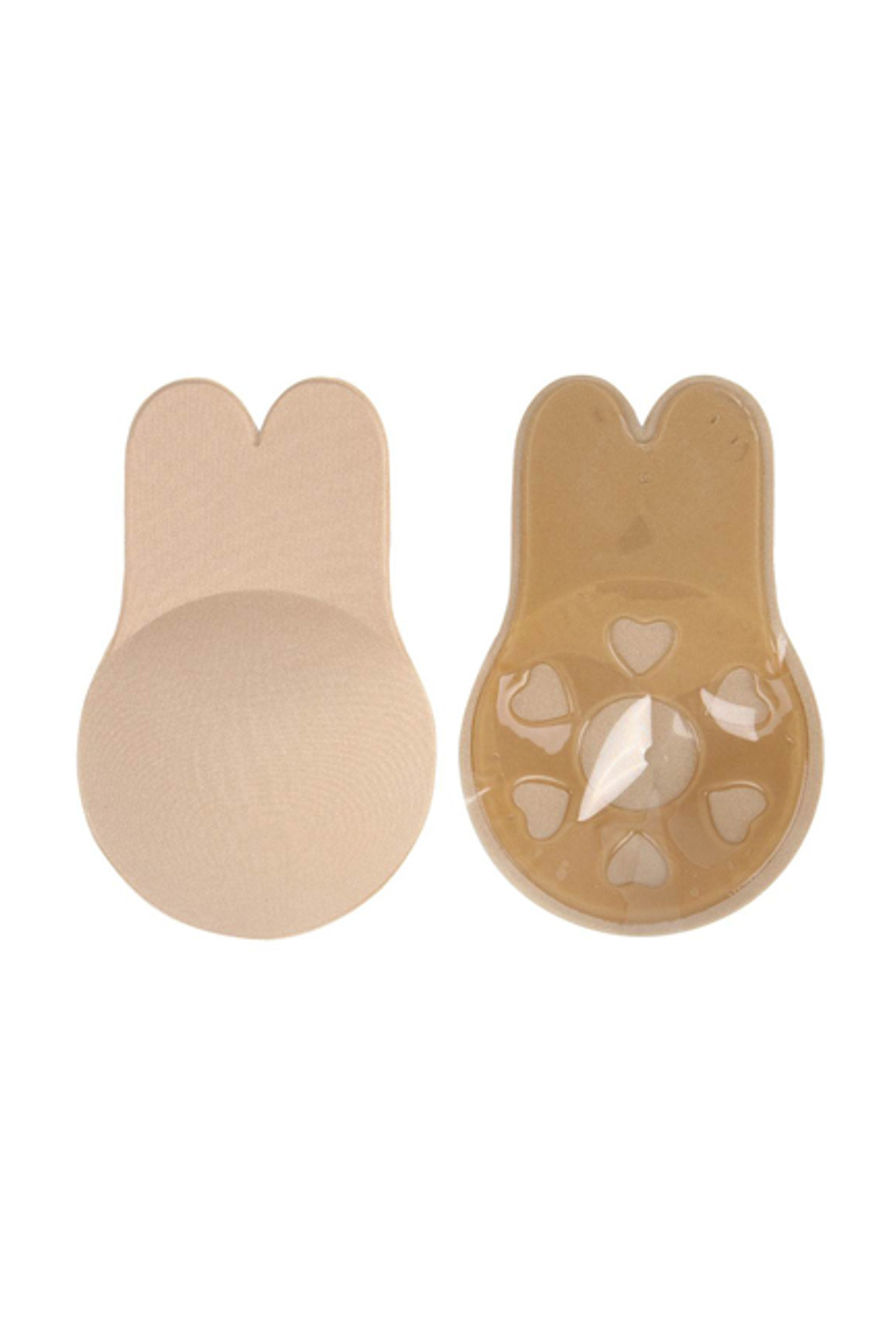 Breathable Bunny Bust Lift Push Up Nipple Covers