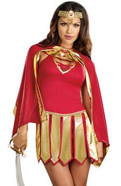Sexy Roman Warrior Gladiator Costume