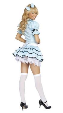 Alice in wonderland Tea Party Halloween Costume