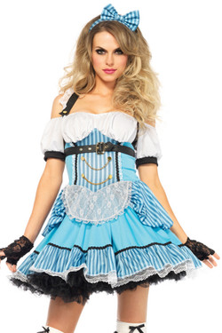 Rebel Alice Costume