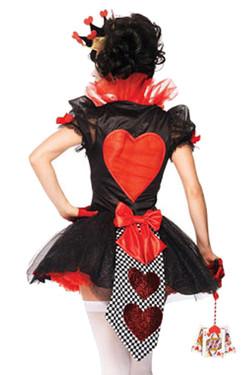 Queen Of Hearts Tutu Costume