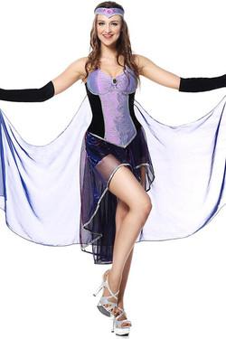 Deluxe Seductive Sorceress Costume