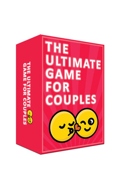 The Ultimate Game for Couples Intimacy Card Game