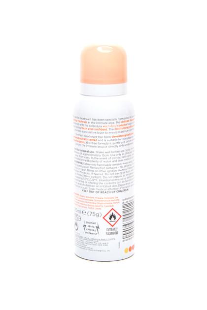 Femfresh Intimate Skin Care Everyday Care Freshness Deodorant Spray 125 mL