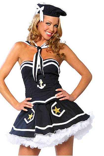 Sailor Babe Tutu Costume