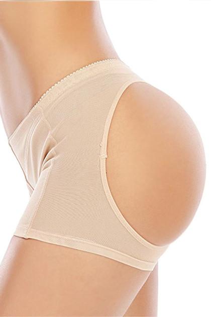 Nude Butt Lifter Boyshort Panty Girdle