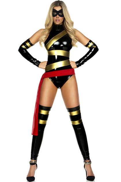 Haute Super Hero Costume