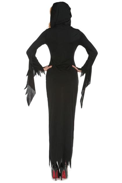 Elvira Mistress of the Dark Morticia Addams Costume