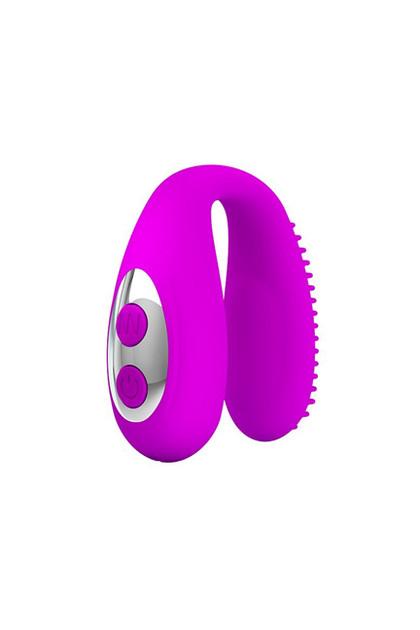 Mabel Silicon Oral Sex Couple Vibrator