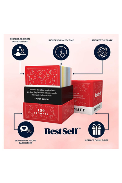 Intimacy Deck Card Game for Couples