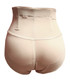 Mesh Boned Tummy Trimmer Panty Girdle