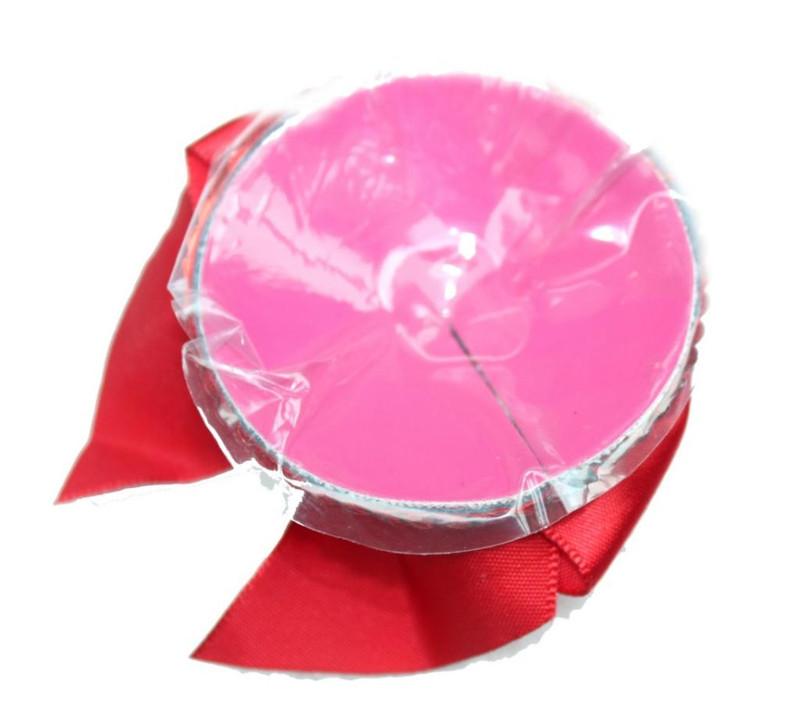 Burlesque Red Heart Sequin Nipple Pasties