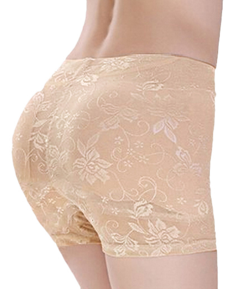 Hip and Butt Booster Padded Short Girdle