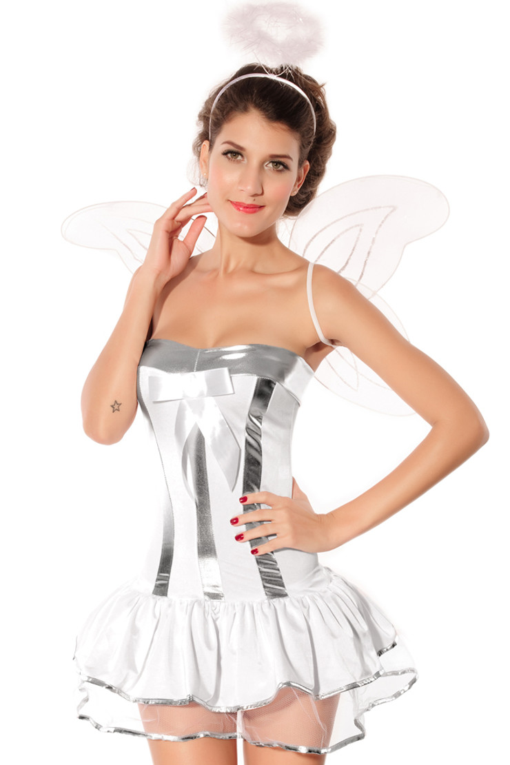 Sexy Angel Tutu Costume