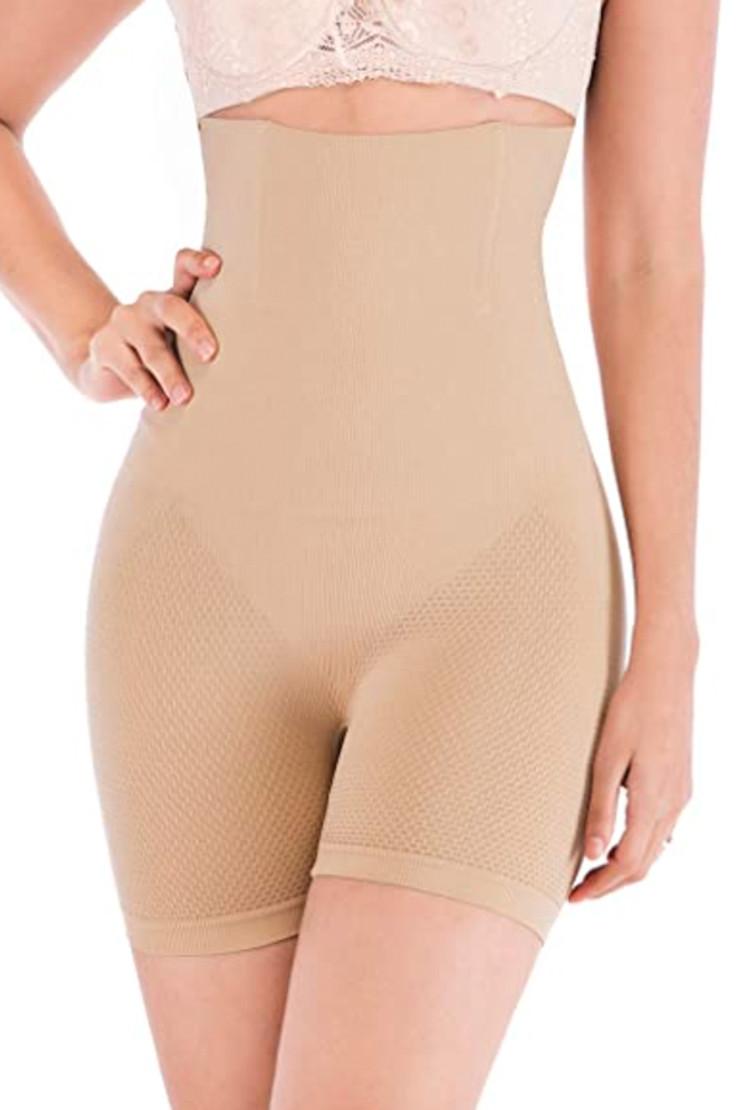 Voodoo Shapewear High Waist Underbust to Thigh Slimming Body Control Girdle