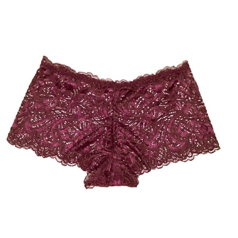 Lace Cheeky Boyleg Panty