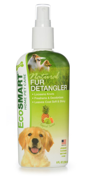 Natural Fur Detangler - Tropical Scent