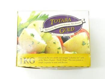 Potatoes - Jersey Bennies - 1kg Box
