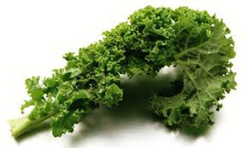 Curly Kale (Green) - per  bag (400gm)