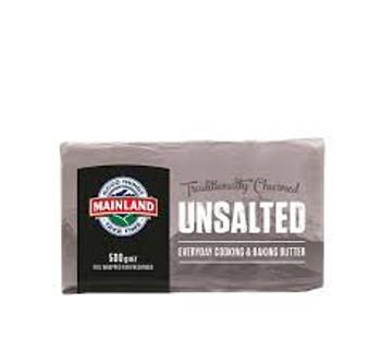 Mainland Butter 500g (Unsalted)