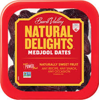 Natural Delights Un-Pitted Dates - per 340g