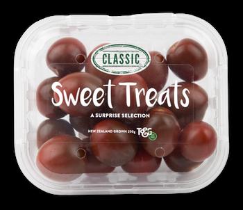Tomatoes-  Cherry Mocha - 250g