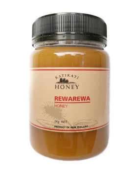 Rewarewa Honey 500g Creamed