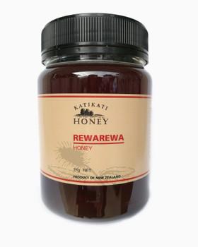 Rewarewa Honey 1kg Liquid