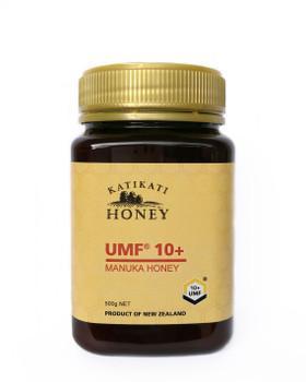 UMF 10+ Manuka Honey 500g Creamed