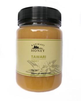Tawari Honey 1kg Creamed