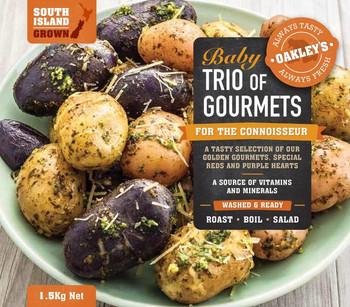 Baby Trio Gourmets - 1.5kg Box