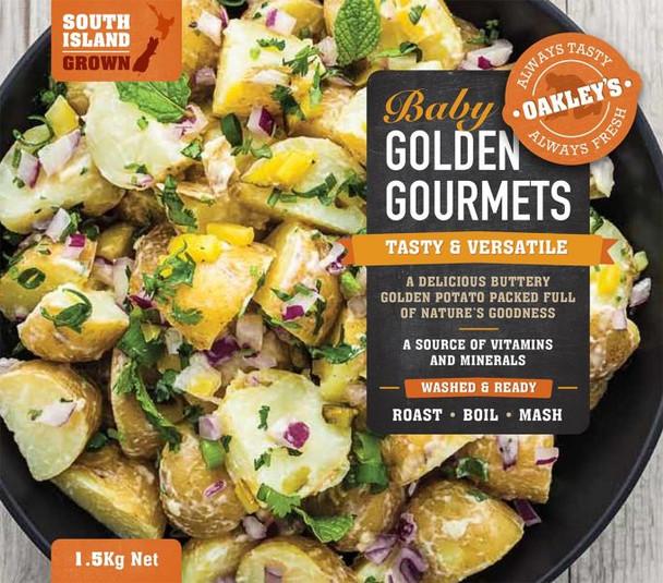 Baby Golden Gourmets - 1.5kg Box