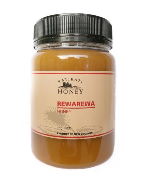 Rewarewa Honey 500g Creamed